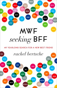 book review, mwf seeking bff